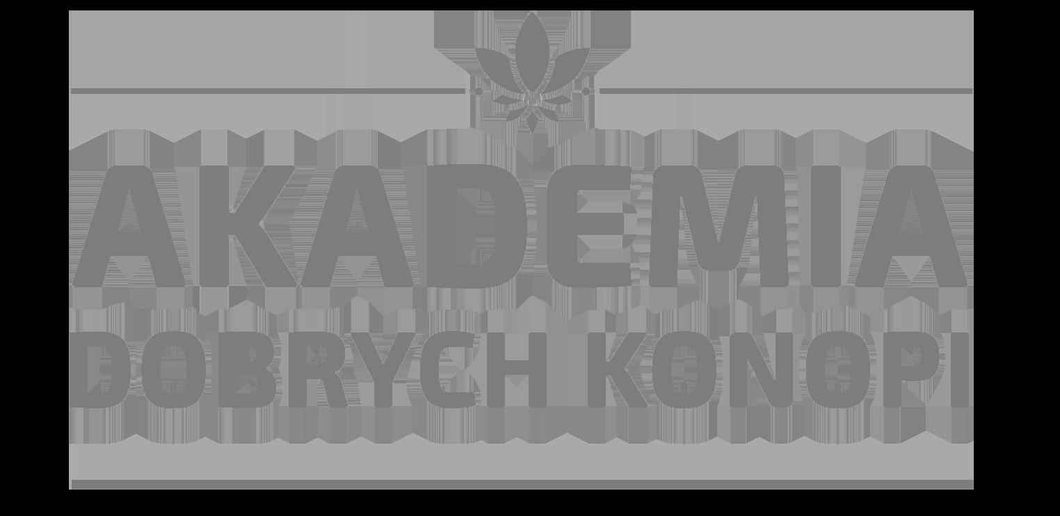 Akademia Dobrych Konopi - logo